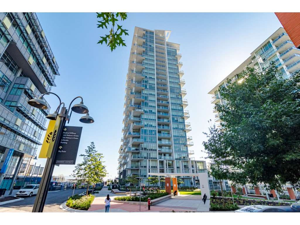 FEATURED LISTING: 2404 - 258 NELSON'S Court New Westminster