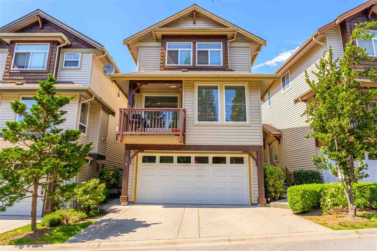 FEATURED LISTING: 34 - 2387 ARGUE Street Port Coquitlam