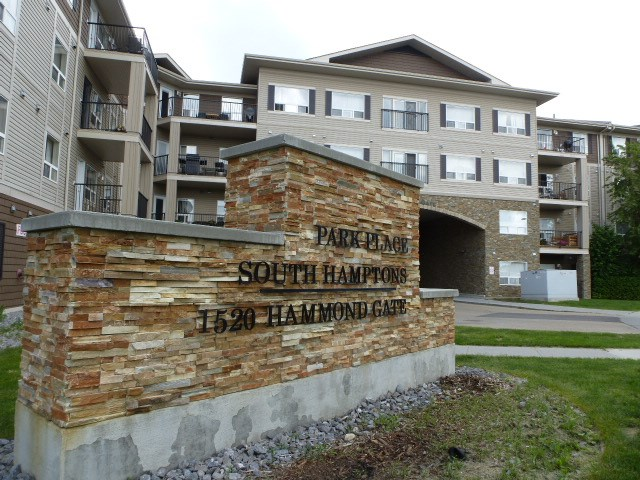 FEATURED LISTING: 204 - 1520 HAMMOND Gate Edmonton