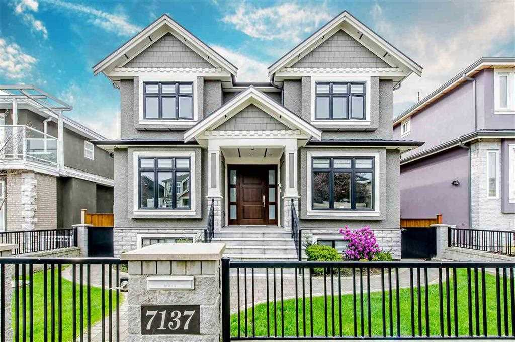 FEATURED LISTING: 7137 STIRLING Street Vancouver
