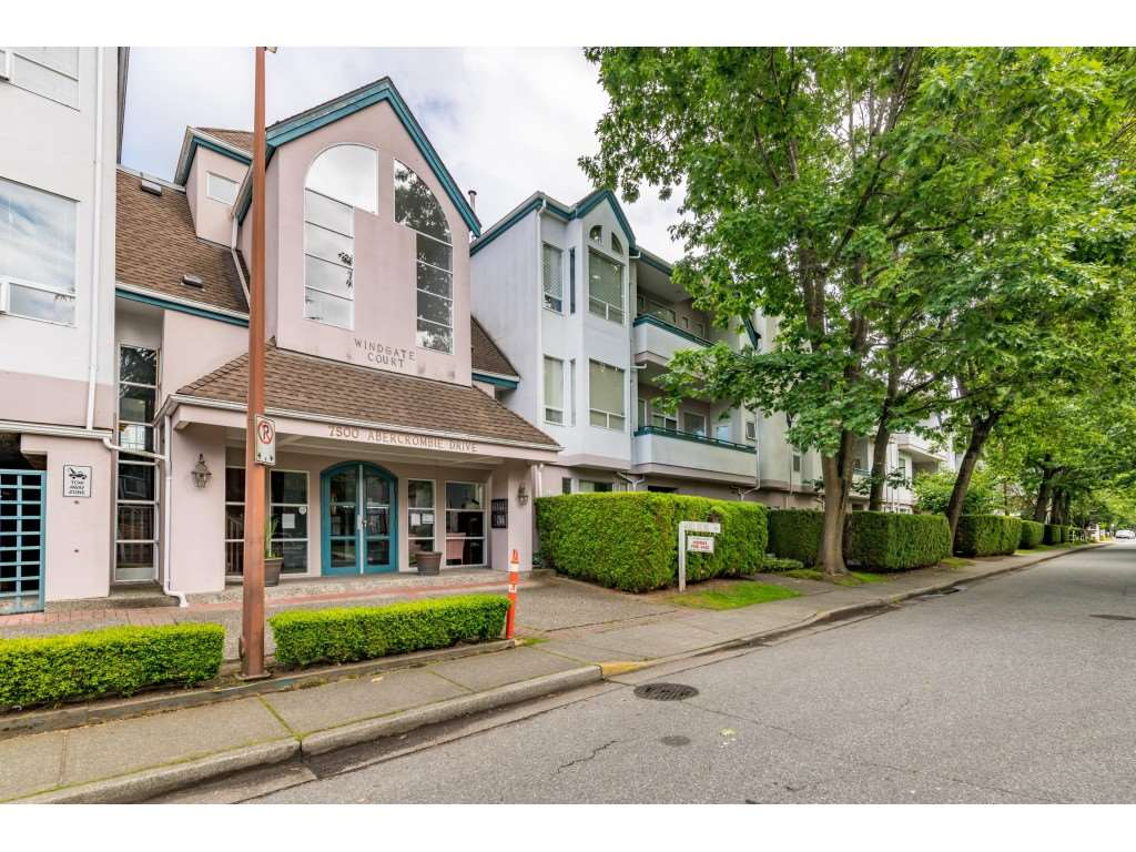 FEATURED LISTING: 303 - 7500 ABERCROMBIE Drive Richmond