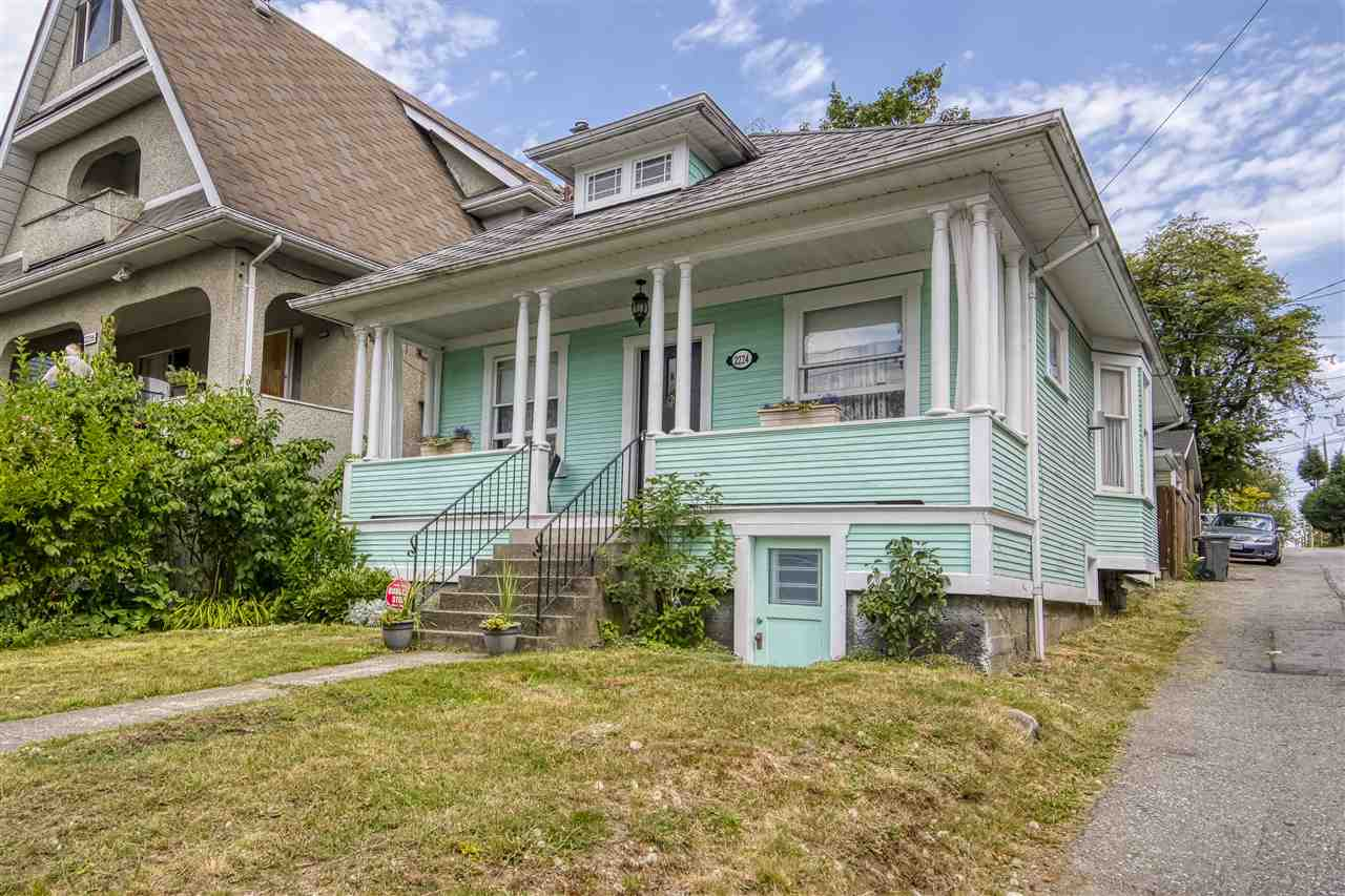 FEATURED LISTING: 2224 VICTORIA Drive Vancouver
