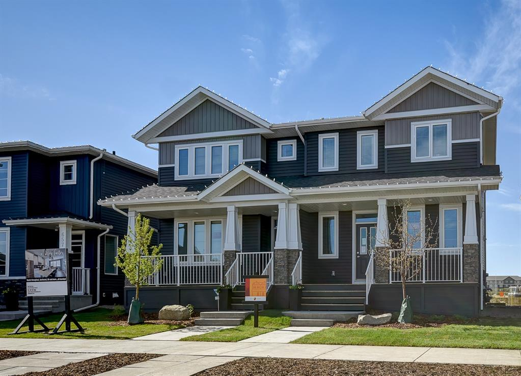 FEATURED LISTING: 649 REDSTONE Drive Northeast Calgary
