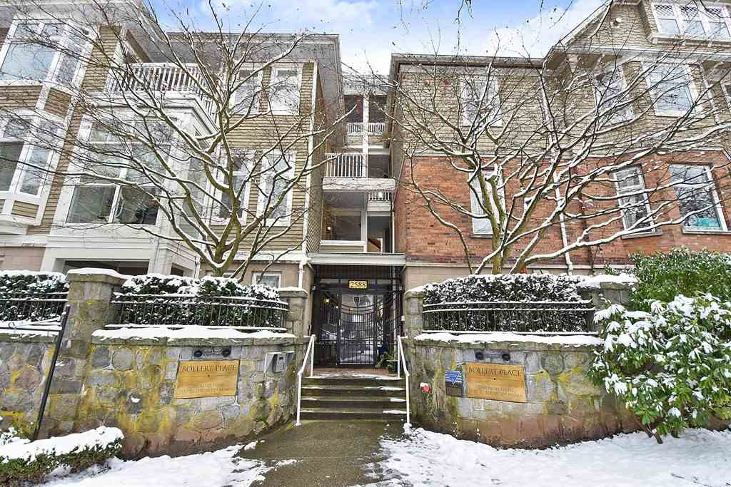 FEATURED LISTING: 106 2588 ALDER Street Vancouver