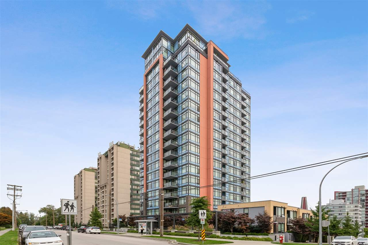 FEATURED LISTING: 1403 - 188 AGNES Street New Westminster