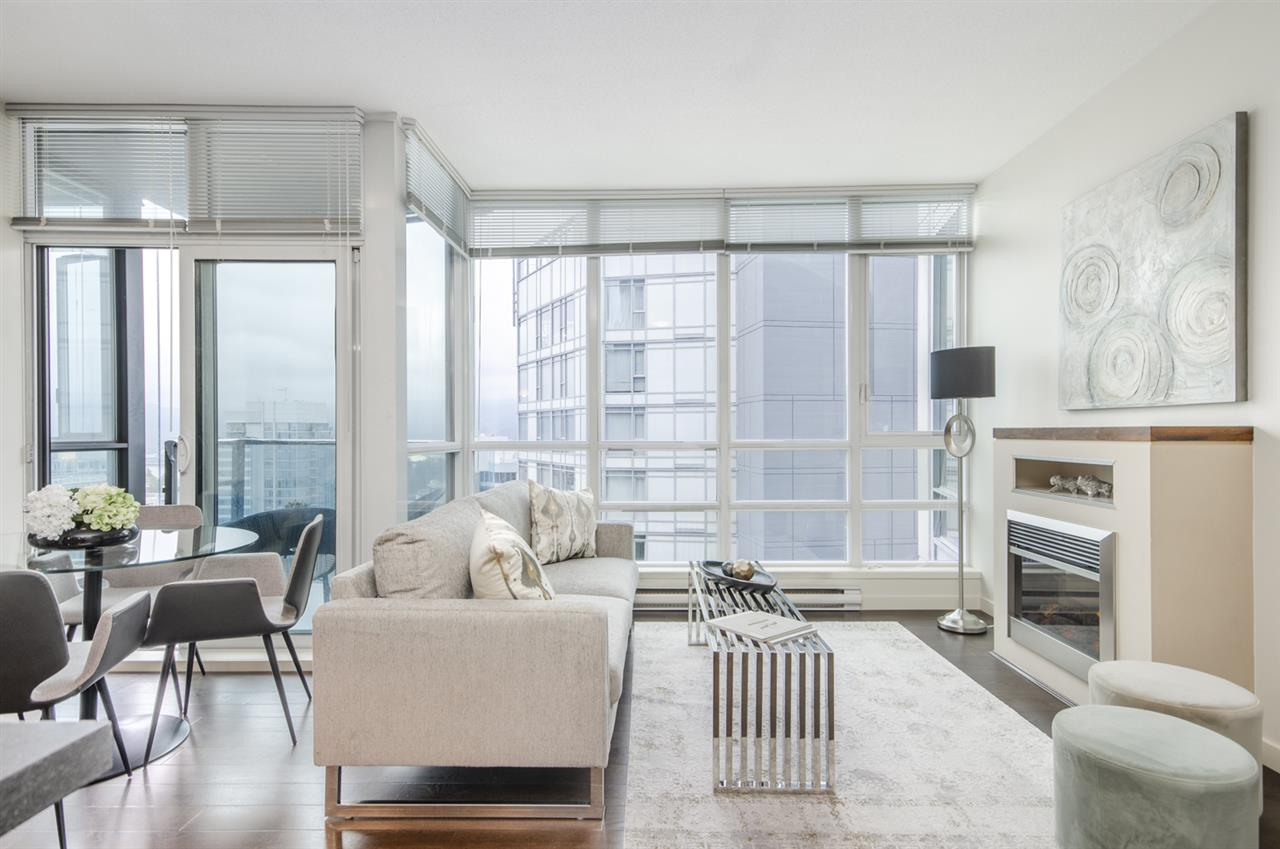 FEATURED LISTING: 3102 - 1189 MELVILLE Street Vancouver