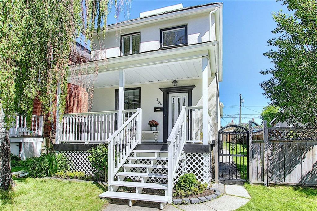 FEATURED LISTING: 434 19 Avenue Northwest Calgary