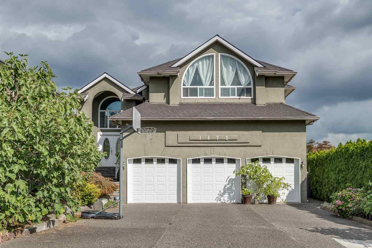 FEATURED LISTING: 1475 PURCELL Drive Coquitlam