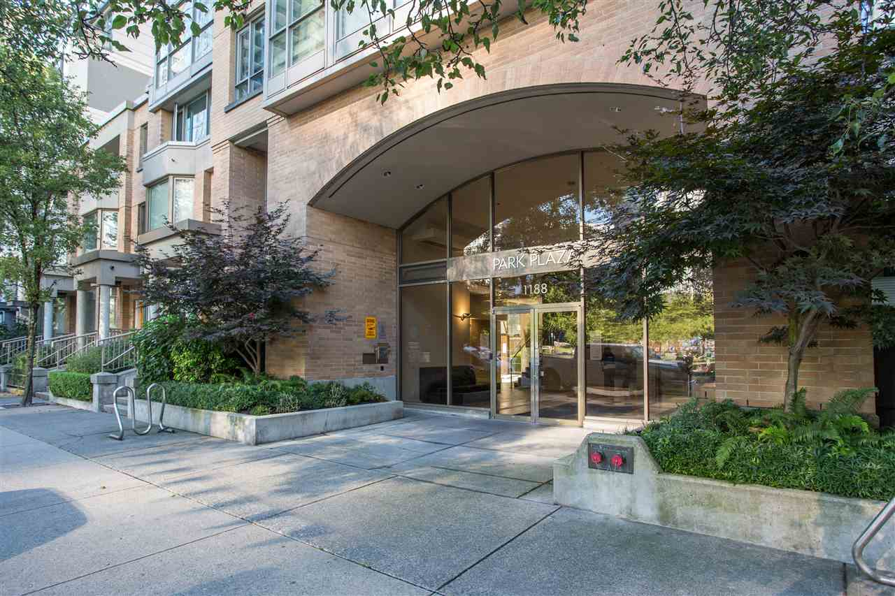 FEATURED LISTING: 1710 - 1188 RICHARDS Street Vancouver
