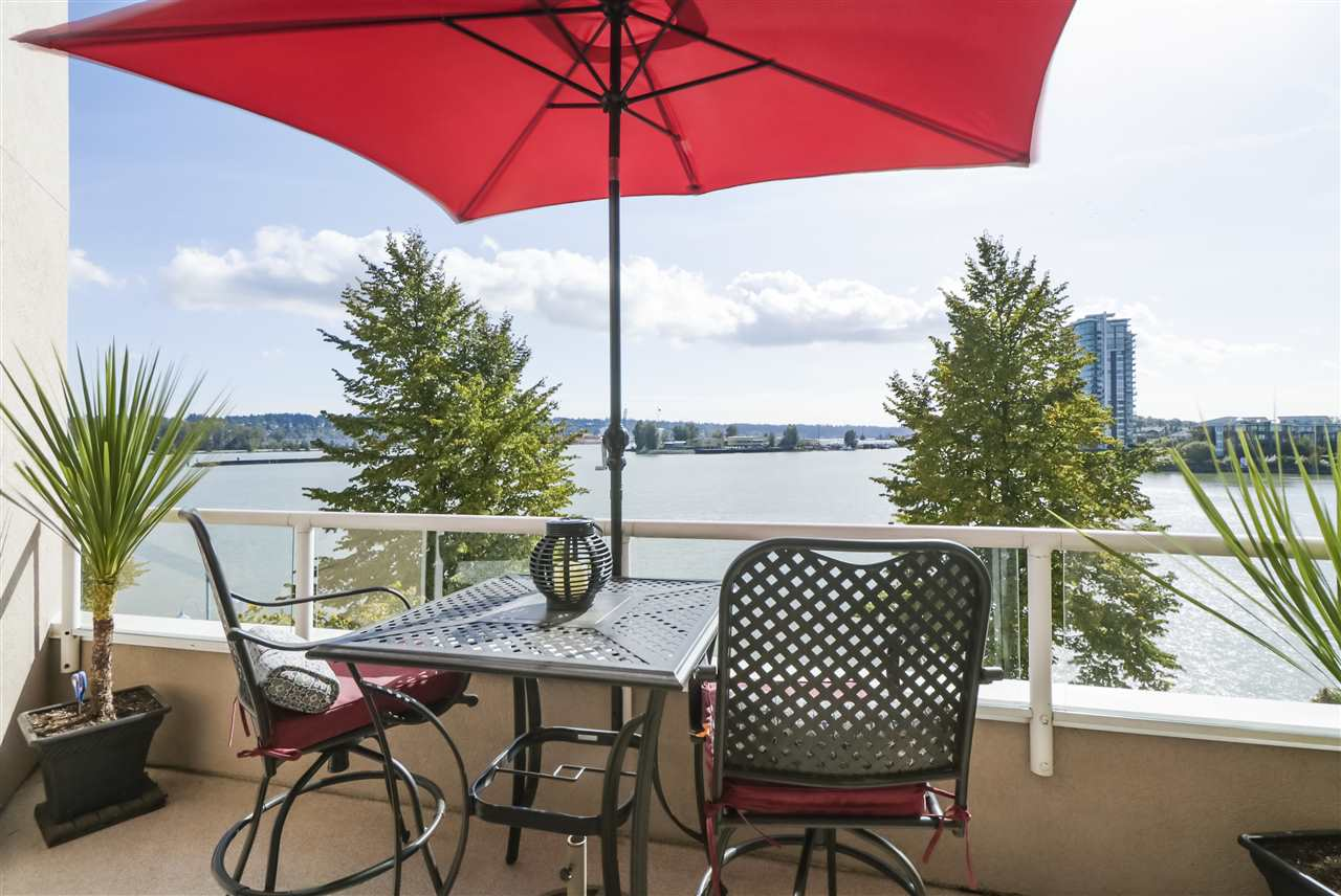 FEATURED LISTING: 420 - 1150 QUAYSIDE Drive New Westminster