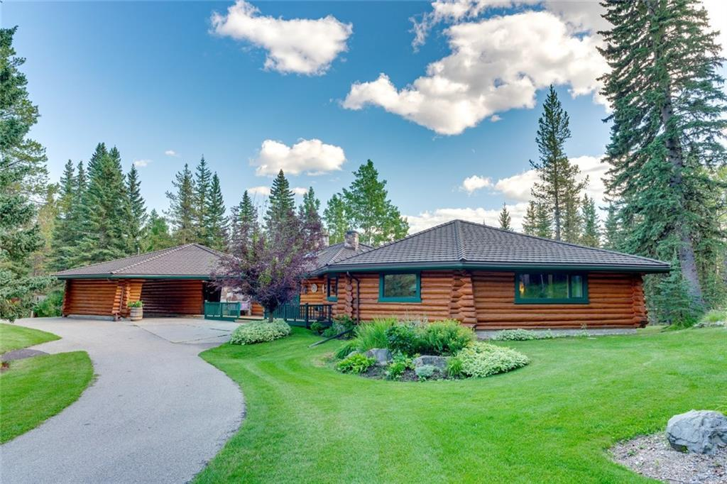FEATURED LISTING: 143 HAWK EYE Road Bragg Creek