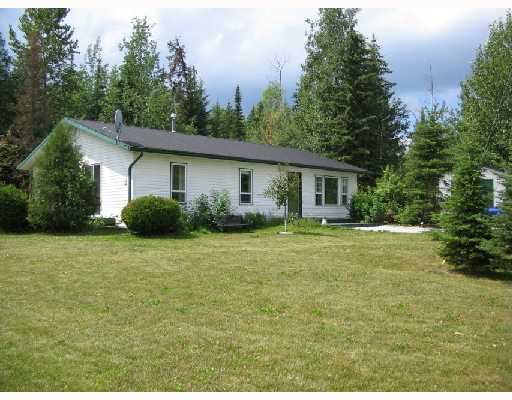 Main Photo: 16015 WRIGHT CREEK Road in Prince_George: Hobby Ranches House for sale (PG Rural North (Zone 76))  : MLS®# N173443