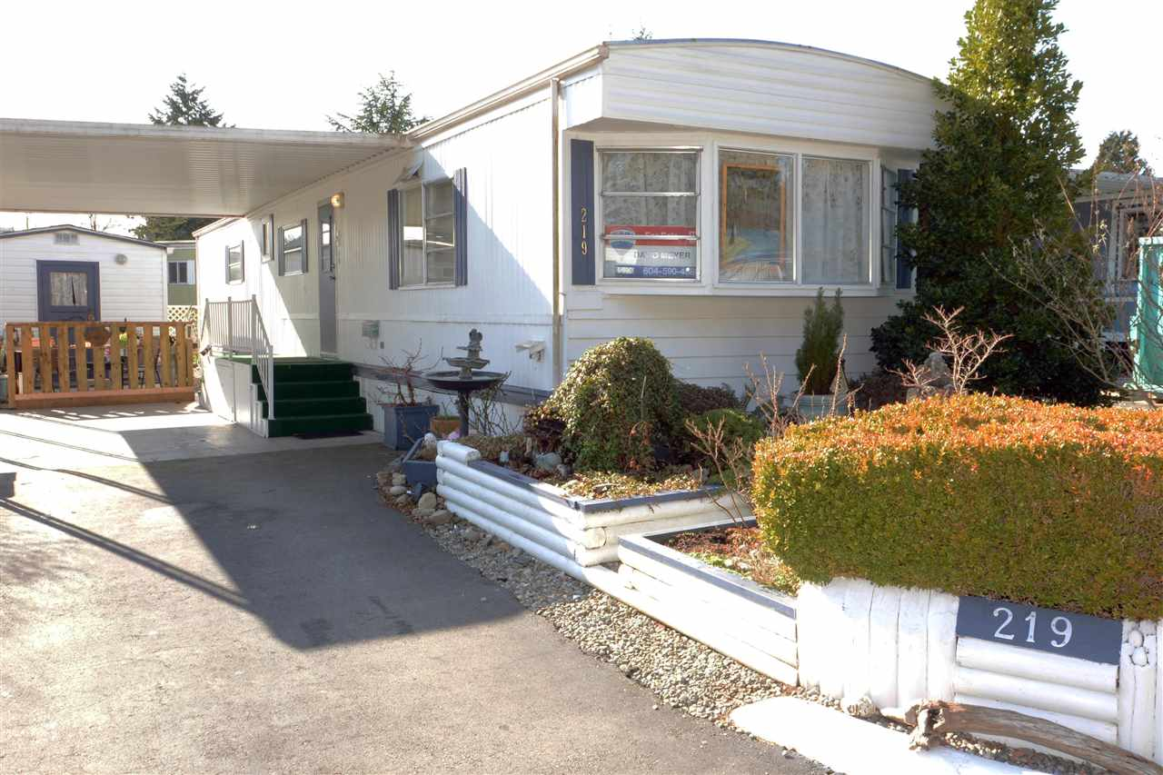 FEATURED LISTING: 219 1840 160 Street Surrey