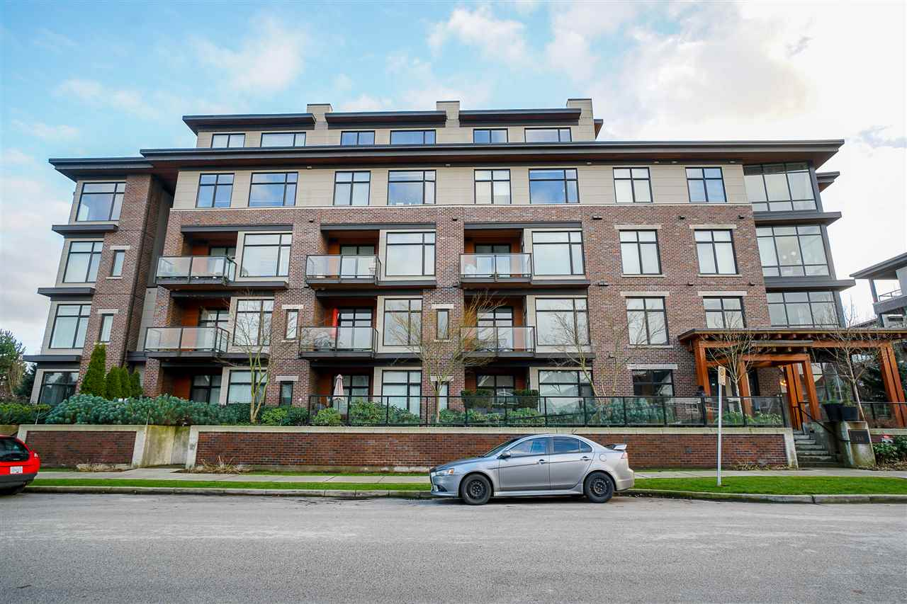 FEATURED LISTING: 107 - 260 SALTER Street New Westminster