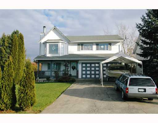 Main Photo: 12394 AURORA Street in Maple_Ridge: East Central House for sale (Maple Ridge)  : MLS® # V680197