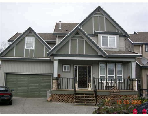 "Main Photo: 16761 63B Avenue in Surrey: Cloverdale BC House for sale in ""CLOVER RIDGE"" (Cloverdale)  : MLS® # F2806564"