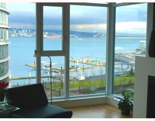 Main Photo: 1002- 1205 W HASTINGS in : Coal Harbour House for sale : MLS® # V750246