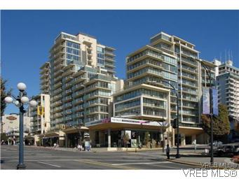 Main Photo: 1008 707 Courtney Street in VICTORIA: Vi Downtown Residential for sale (Victoria)  : MLS® # 288501