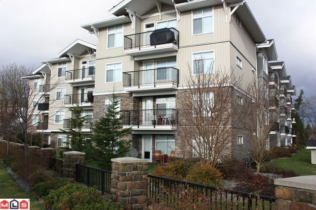 "Main Photo: # 205 33255 OLD YALE RD in Abbotsford: Central Abbotsford Condo for sale in ""The Brixton"" : MLS®# F1028837"