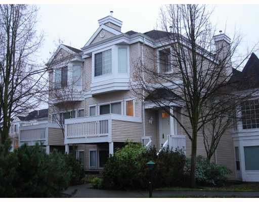"Main Photo: 82 12500 MCNEELY Drive in Richmond: East Cambie Townhouse for sale in ""FRANCISCO VILLAGE"" : MLS®# V677383"