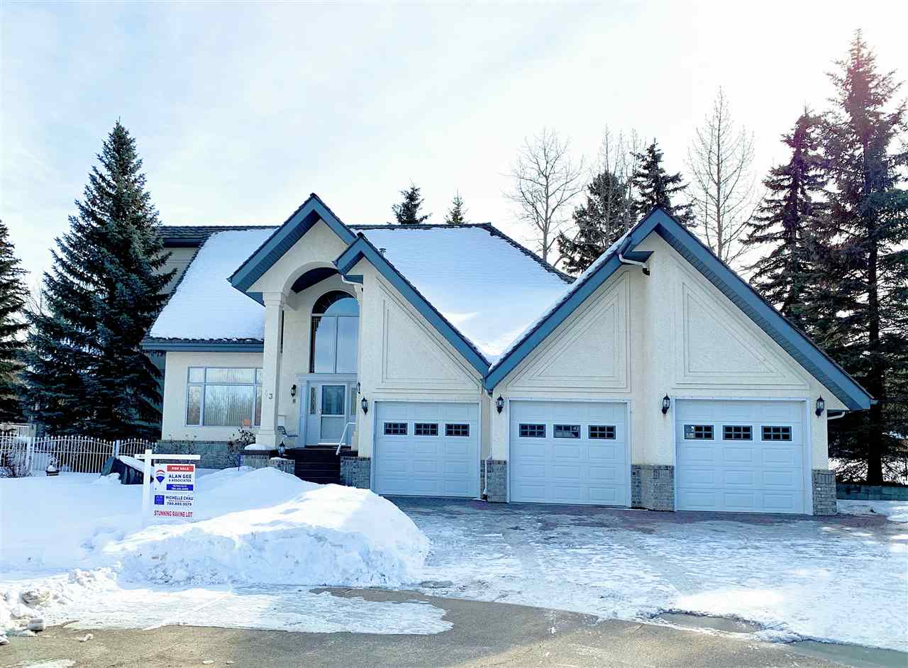 FEATURED LISTING: 43 BLACKBURN Drive West Edmonton