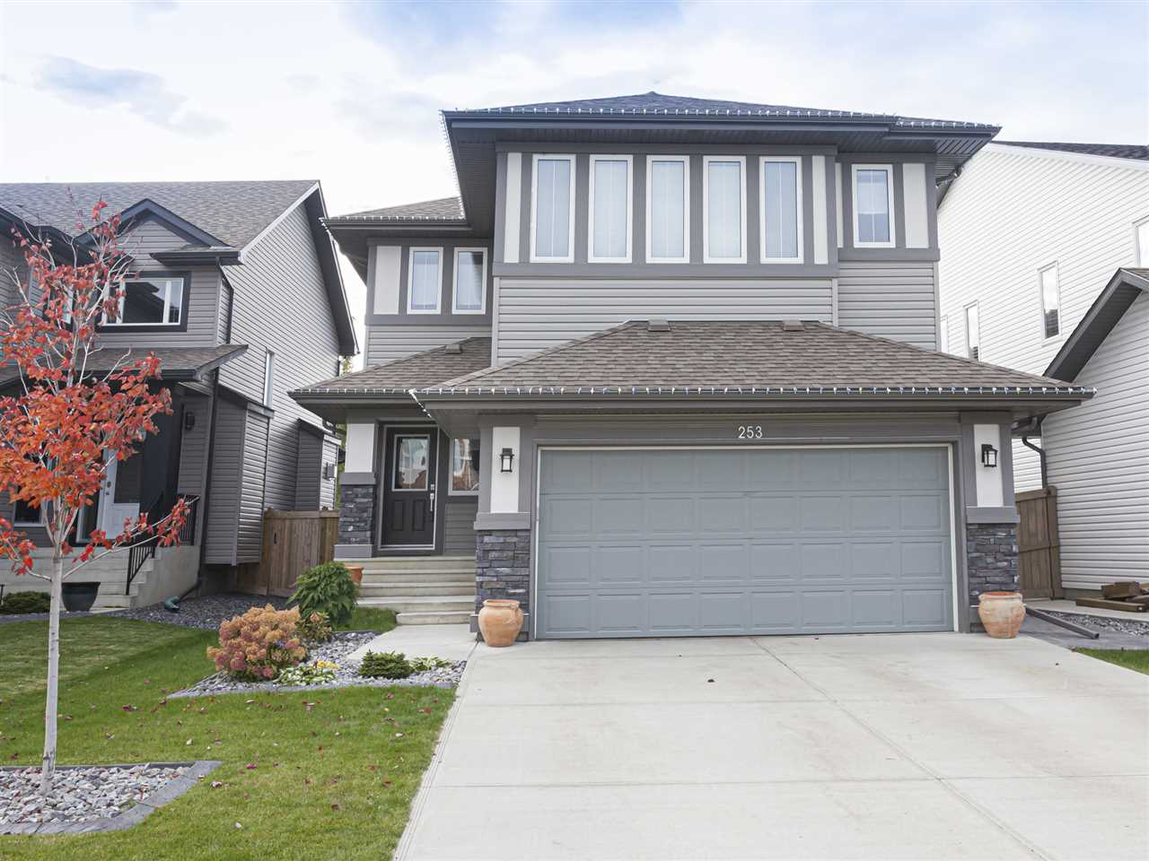 FEATURED LISTING: 253 SANDALWOOD Crescent Sherwood Park