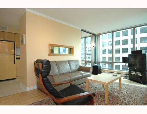 "Main Photo: 1306 1200 W GEORGIA Street in Vancouver: West End VW Condo for sale in ""RESIDENCES ON GEORGIA"" (Vancouver West)  : MLS®# V642302"