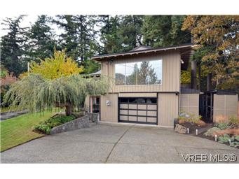 Main Photo: 2530 Chelsea Place in VICTORIA: SE Cadboro Bay Residential for sale (Saanich East)  : MLS® # 301465