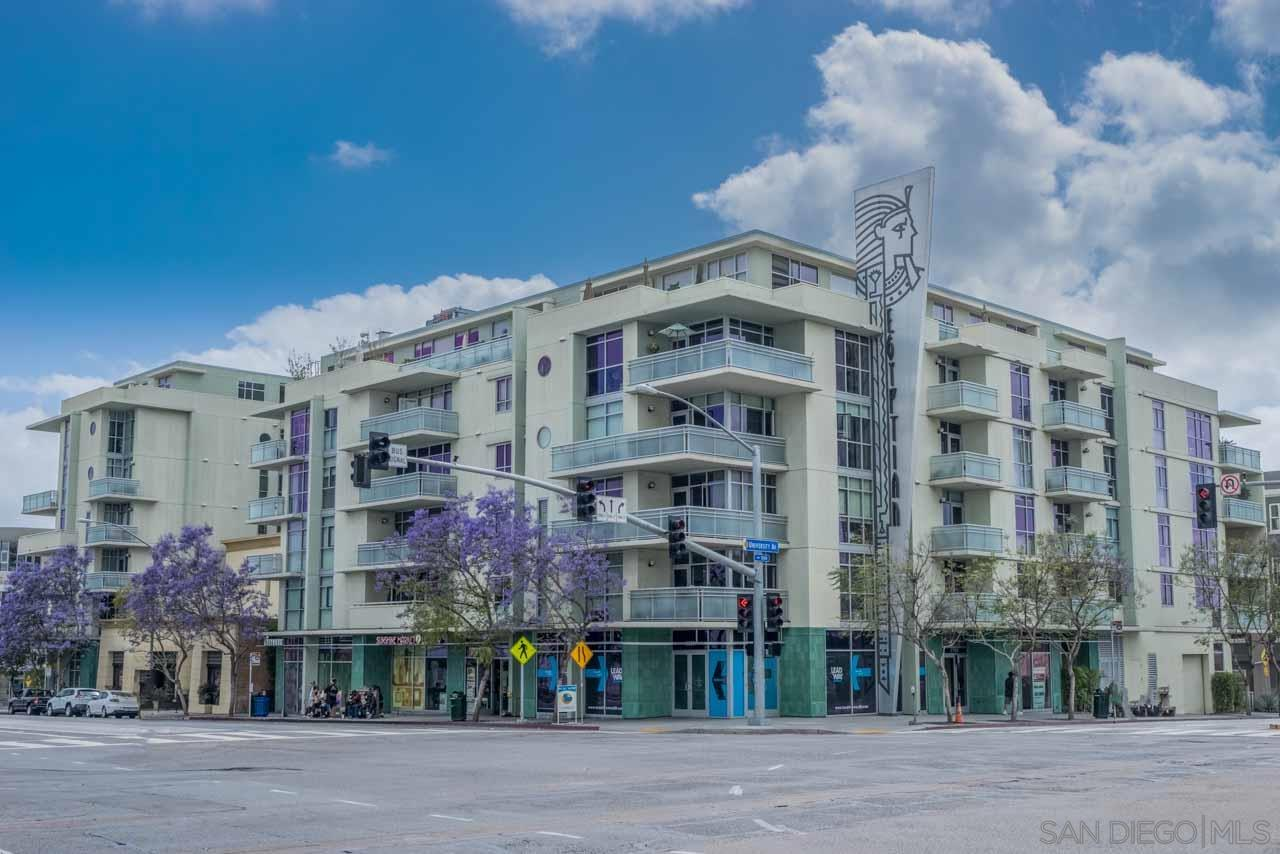 FEATURED LISTING: 204 - 3812 Park Blvd San Diego