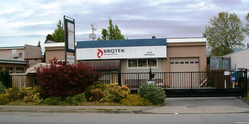 Main Photo: 5555 Imperial Street in Burnaby: Metrotown Industrial for sale (Burnaby South)