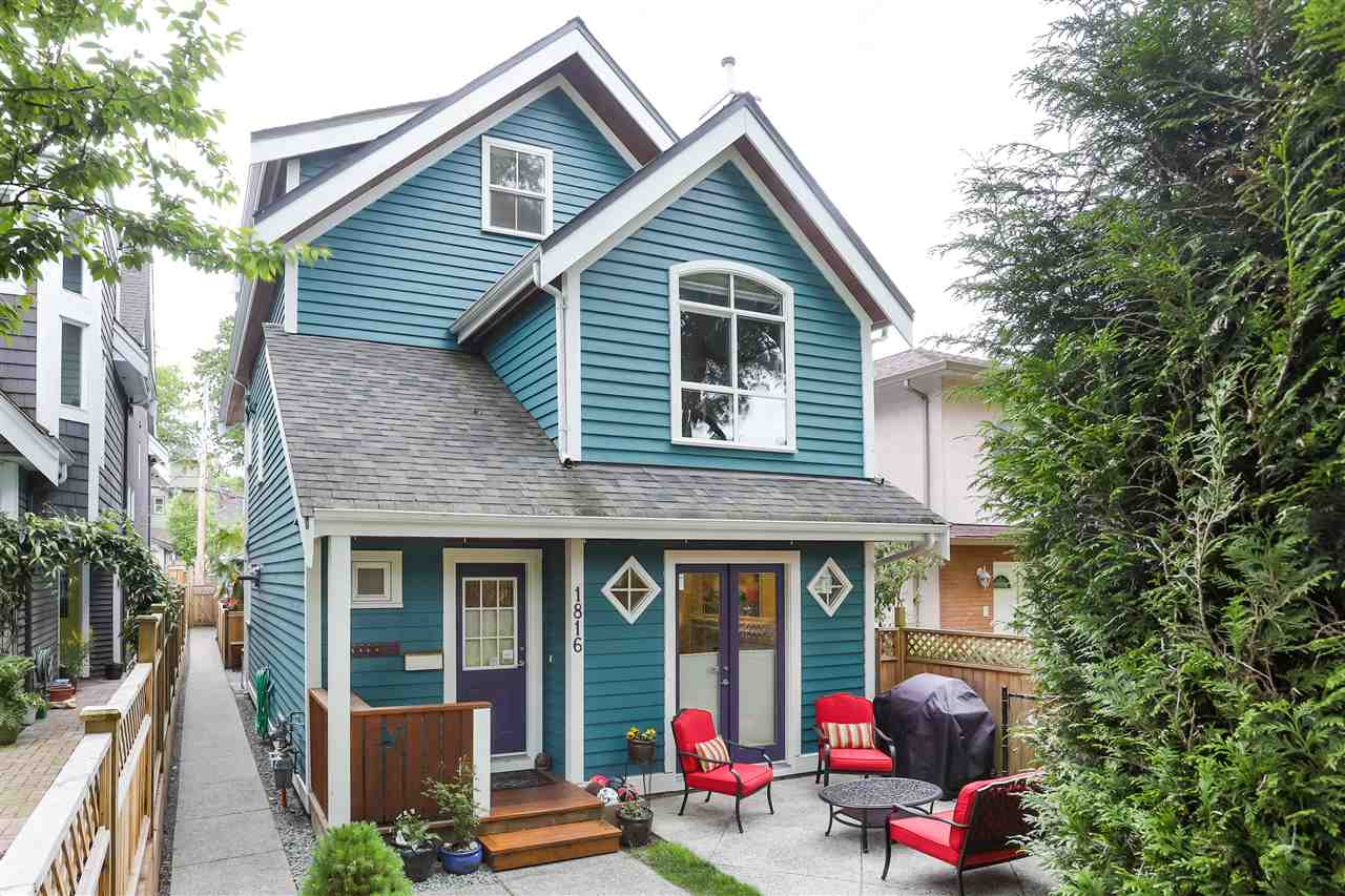 FEATURED LISTING: 1816 6TH Avenue East Vancouver