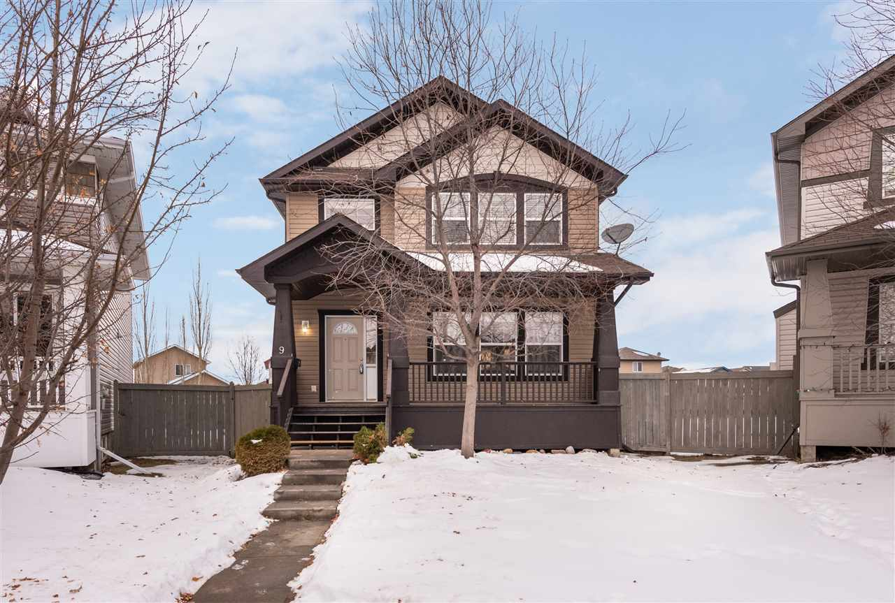 FEATURED LISTING: 9 Snowhills Court Leduc