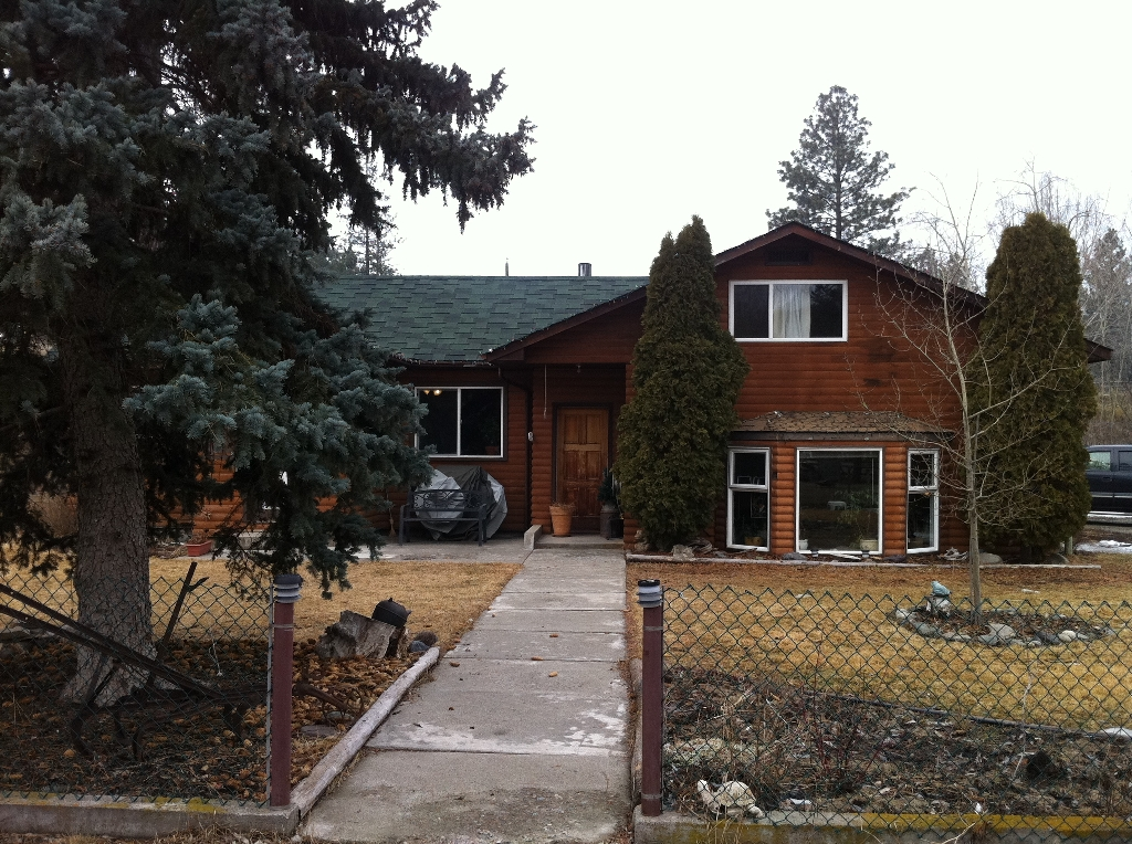 Main Photo:  in Merritt: House for sale (Out of Town)  : MLS®# 85744
