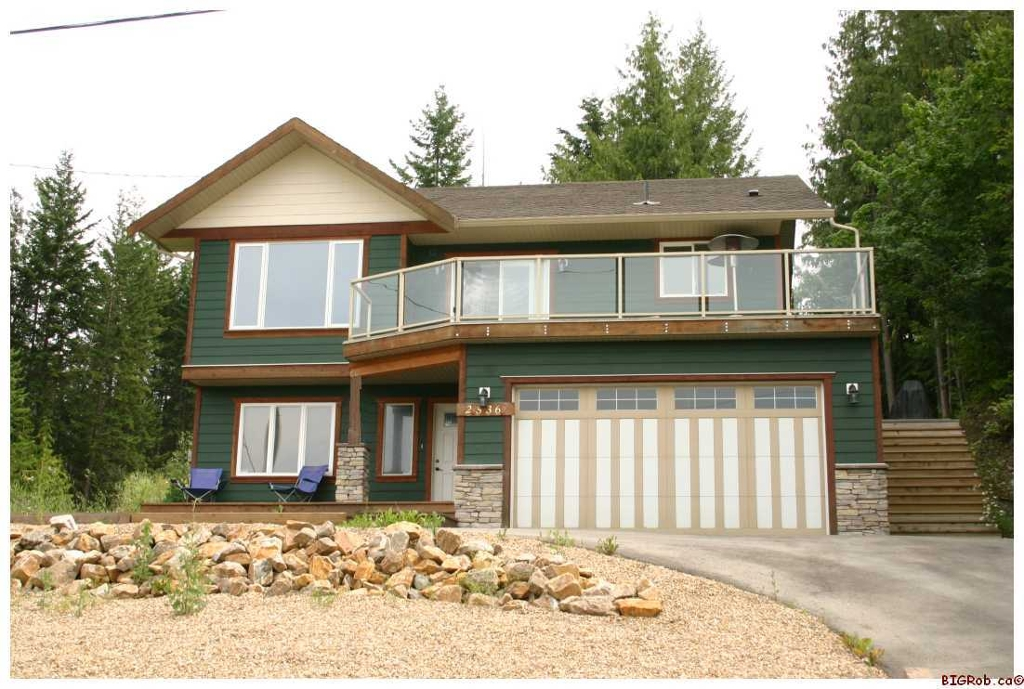 Main Photo: 2536 Centennial Drive: Blind Bay House for sale (Shuswap Lake)  : MLS® # 10043467