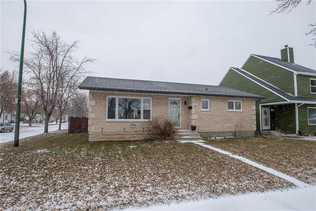 FEATURED LISTING: 731 Swailes Avenue Winnipeg