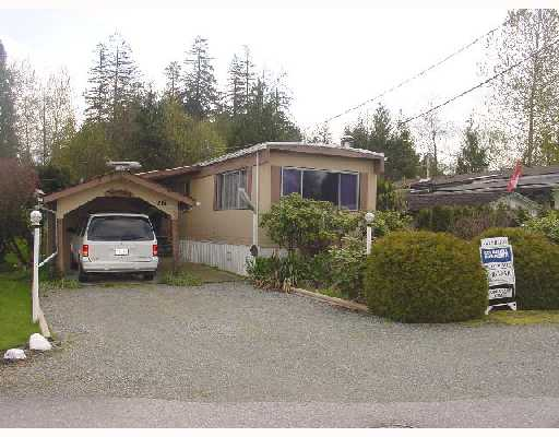 "Main Photo: 26 12868 229TH Street in Maple_Ridge: East Central Manufactured Home for sale in ""ALOUETTE RIVER MHP"" (Maple Ridge)  : MLS®# V705252"