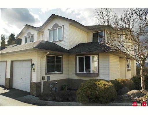 Main Photo: 9 - 3222 Immel St. in Abbotsford: Abbotsford West Townhouse for sale