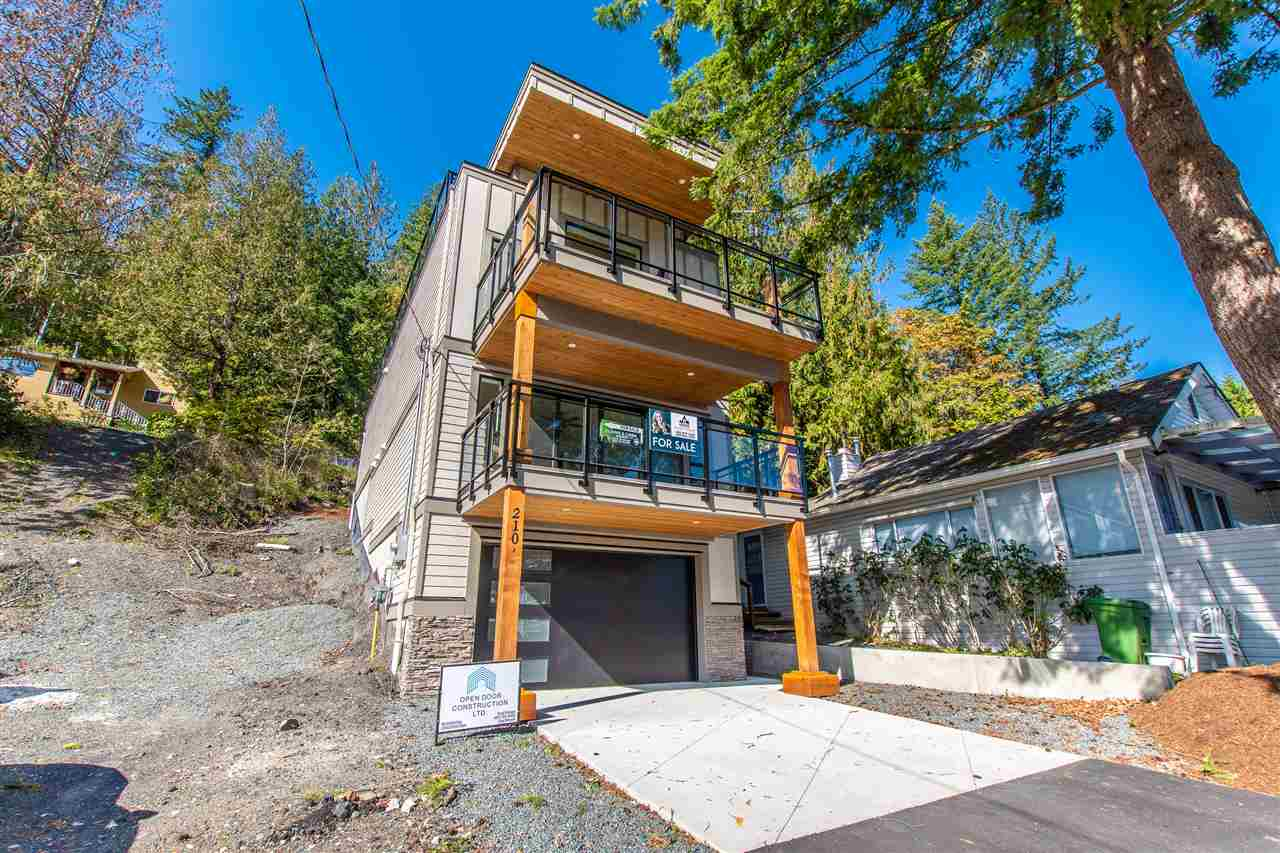 FEATURED LISTING: 210A LAKESHORE Drive Cultus Lake
