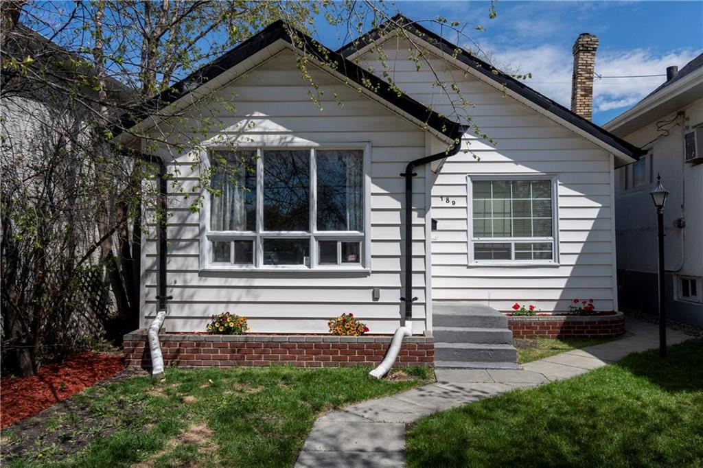 FEATURED LISTING: 189 Gordon Avenue Winnipeg