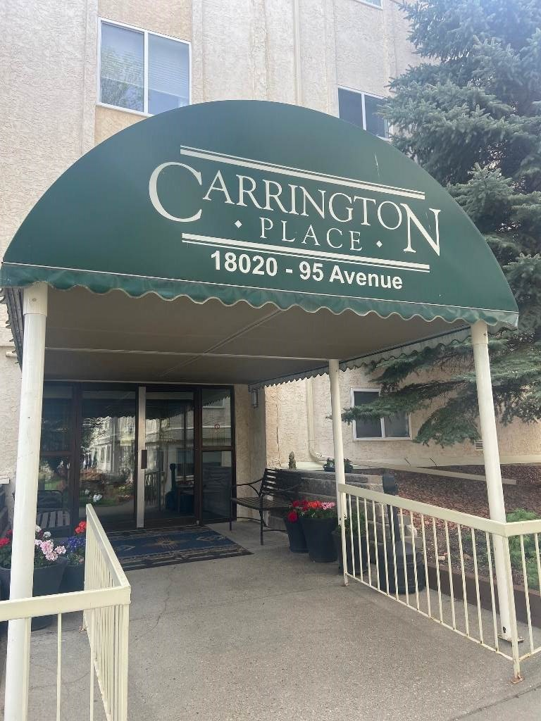 FEATURED LISTING: 401 - 18020 95 Avenue Edmonton