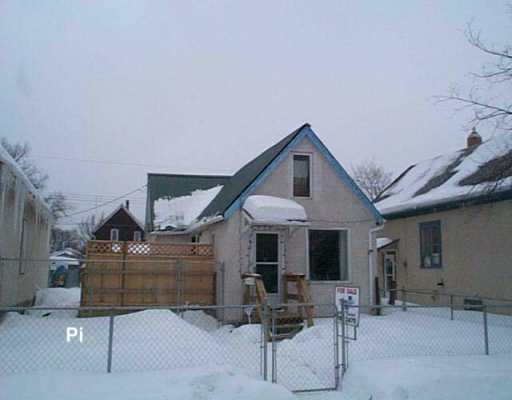 Main Photo: 746 Manitoba in Winnipeg: Residential for sale : MLS® # 2702868