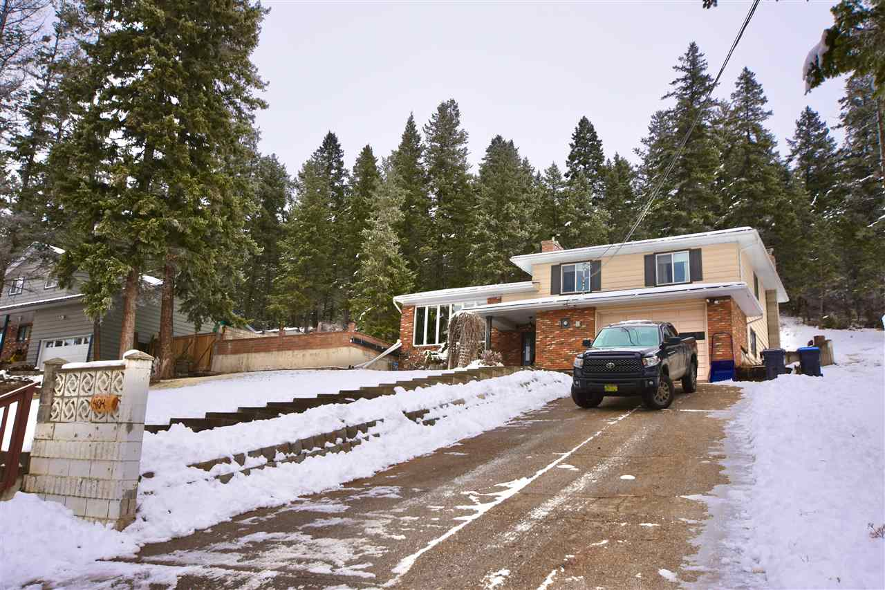 FEATURED LISTING: 404 CENTENNIAL Drive Williams Lake
