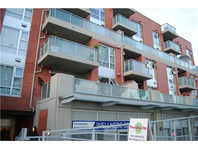 "Main Photo: #201 - 3811 Hastings St. in Burnaby: Vancouver Heights Condo for sale in ""MONDEO"" (Burnaby North)  : MLS®# V883933"