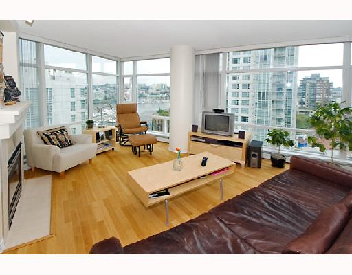 FEATURED LISTING: 1607 - 198 AQUARIUS MEWS BB Vancouver