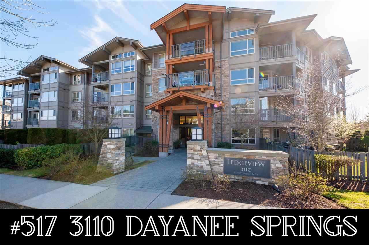 FEATURED LISTING: 517 - 3110 DAYANEE SPRINGS Boulevard Coquitlam