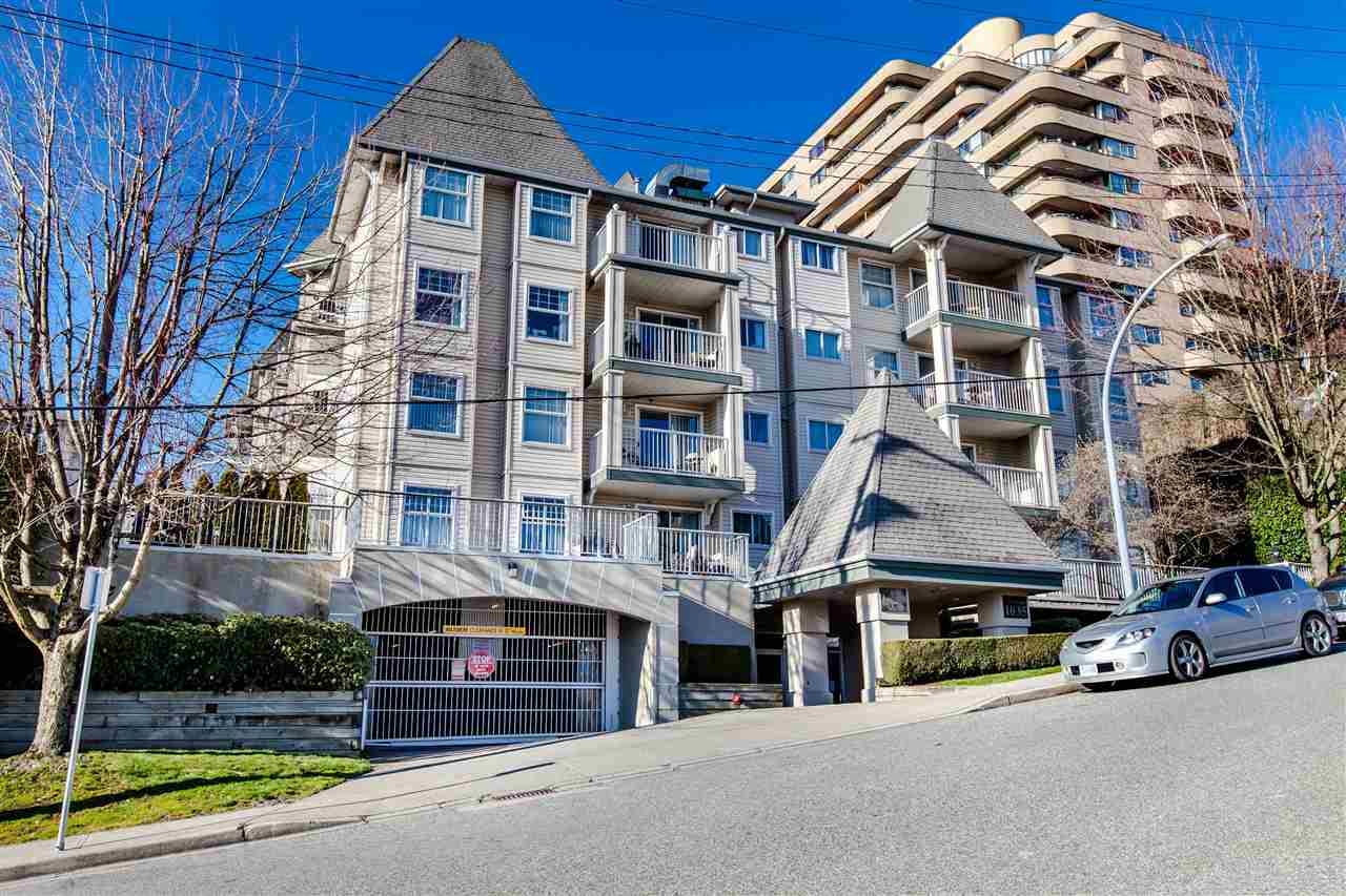 FEATURED LISTING: 209 - 1035 AUCKLAND Street New Westminster