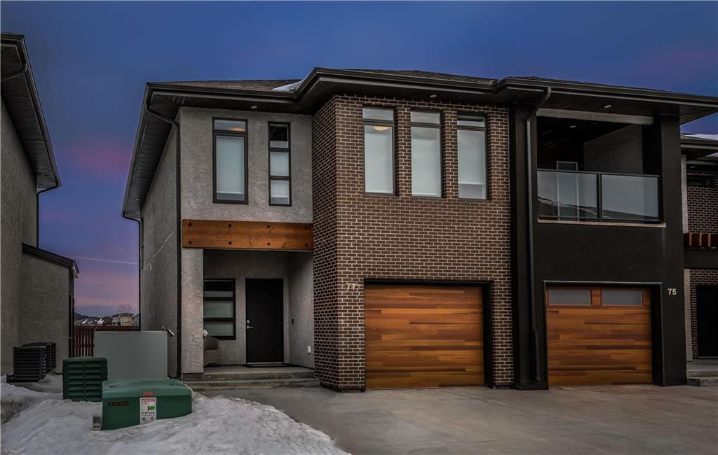FEATURED LISTING: 77 340 John Angus Drive Winnipeg