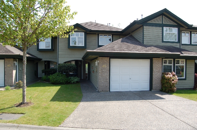 Main Photo: # 46 11737 236TH ST in Maple Ridge: CO Cottonwood Condo for sale (MR Maple Ridge)  : MLS®# V640837