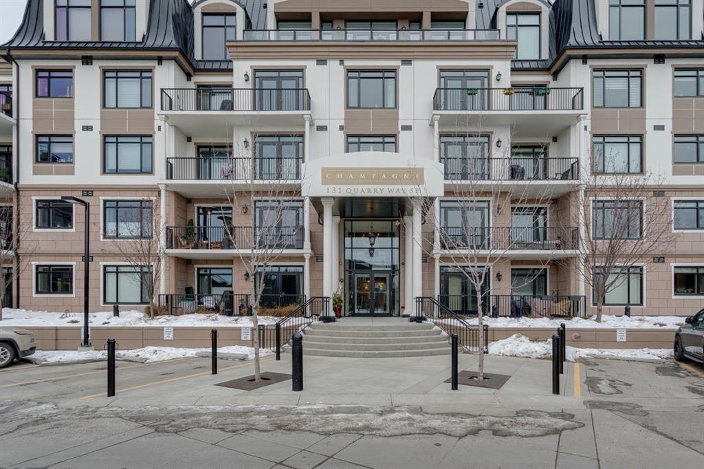 FEATURED LISTING: 101 - 131 Quarry Way Southeast Calgary