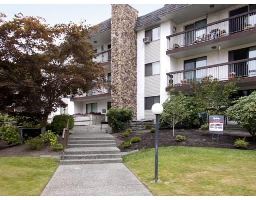 Main Photo: # 210 2381 BURY AV in Port Coquitlam: Condo for sale : MLS®# V665728